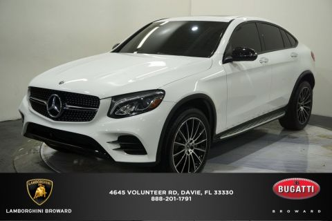 Pre-Owned 2019 Mercedes-Benz GLC GLC 300 Coupe 4MATIC® Coupe